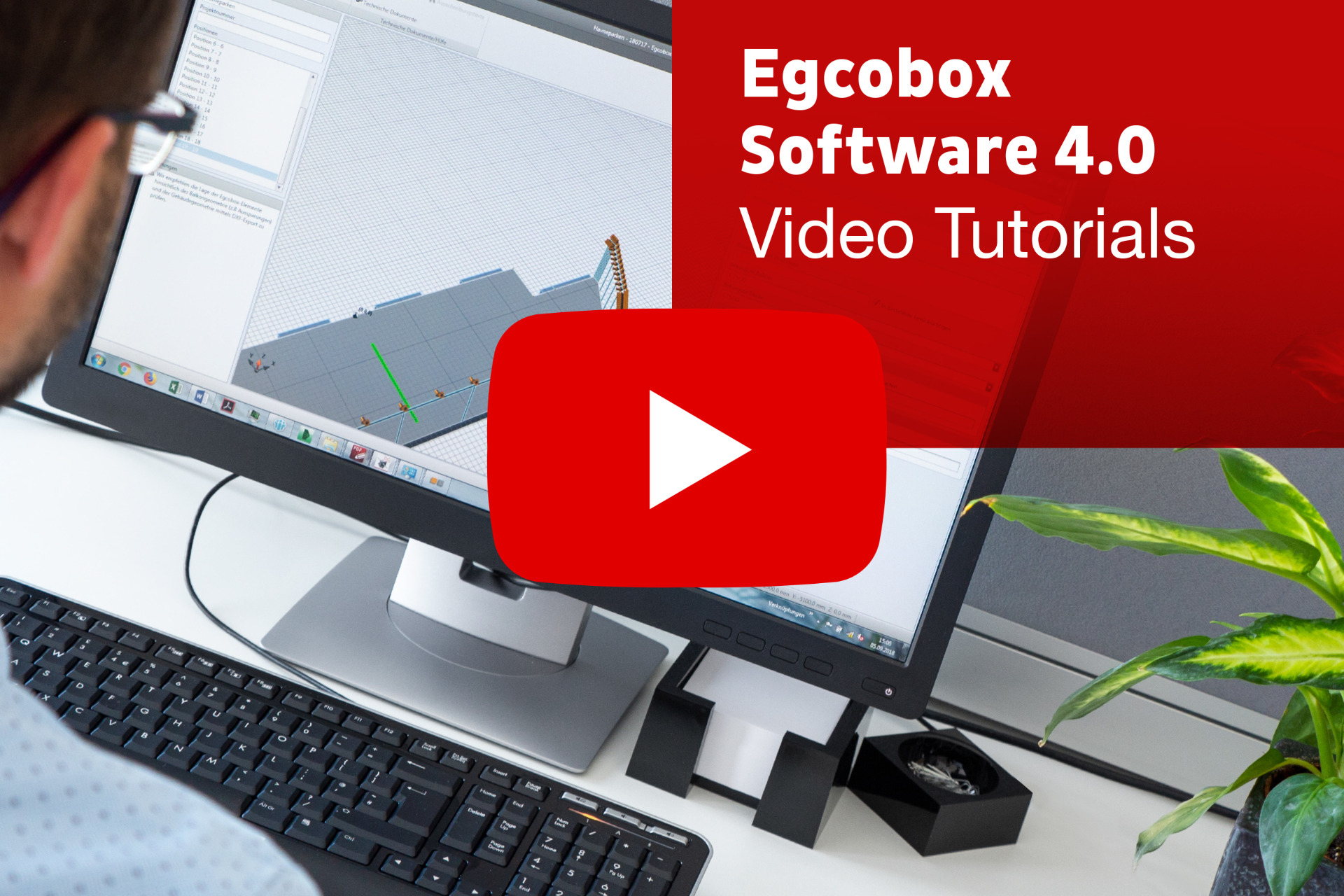 Egcobox Software Video Tutorials - YouTube Playlist