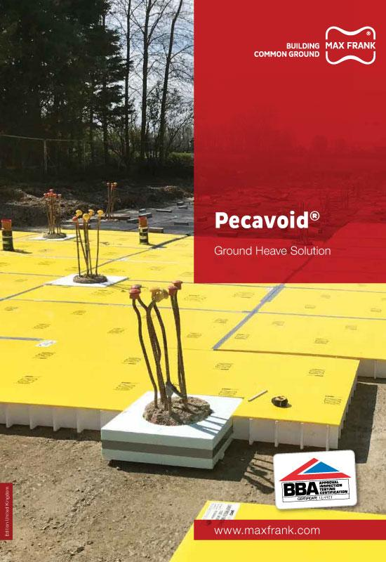 Pecavoid® Ground Heave Solution Brochure