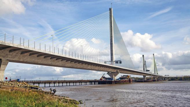 Congratulations: Mersey Gateway Bridge! – MAX FRANK