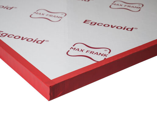 Void former Egcovoid® - floor slab / foundation