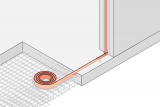 Construction Joint Seal With Coated Metal Waterstop