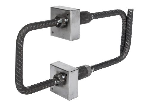 Threaded steel coupler system Coupler – position connection