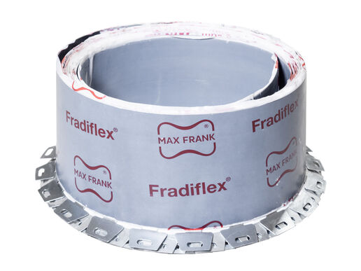 Metal water stop for in-situ concrete Fradiflex® Premium