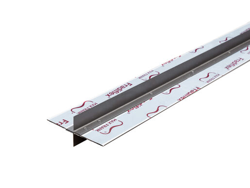 Metal water stop for element walls Fradiflex® – controlled crack joint element