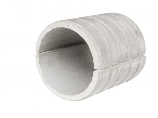 Liner pipes Permur® – split fibre-reinforced concrete pipes