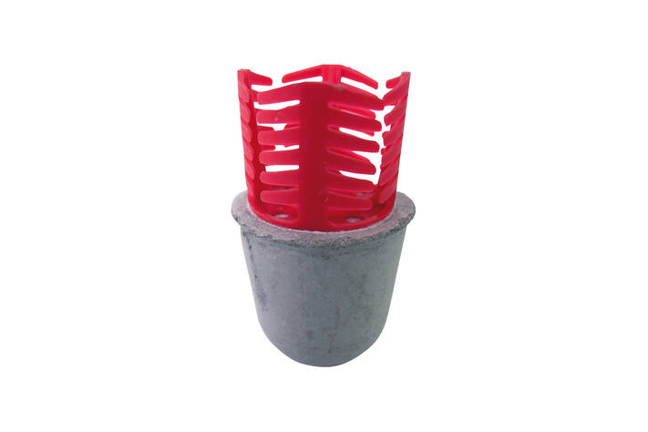 Cast Concrete Spacers : Abstandhalter aus gießbeton max frank