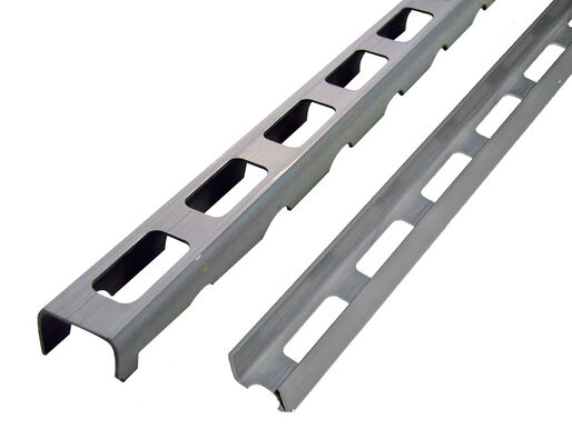 Plastic bar spacers