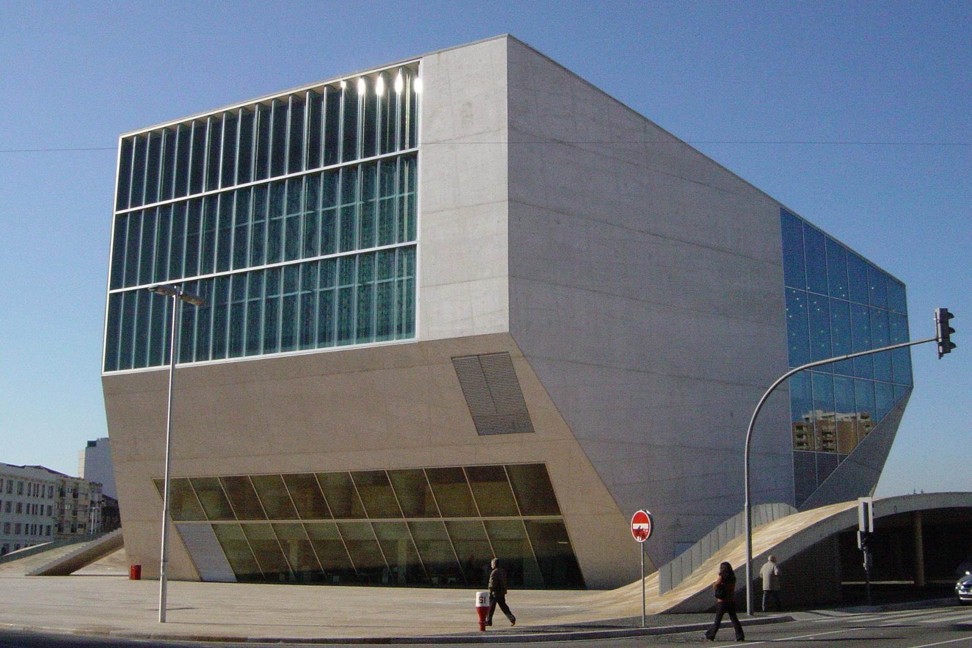 Casa da m sica max frank for Piscitelli casa de musica