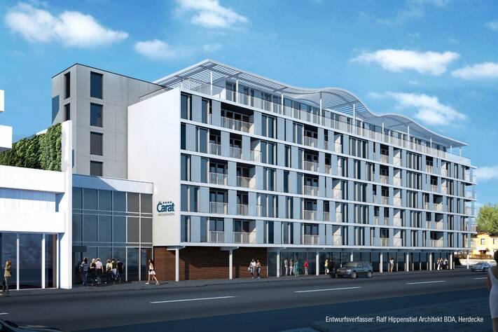 Architekt Herdecke hotel carat max frank gmbh co kg