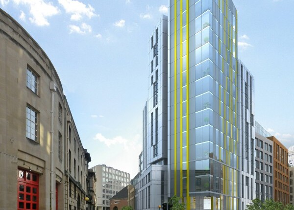 New Bridewell Street - Student Accommodation