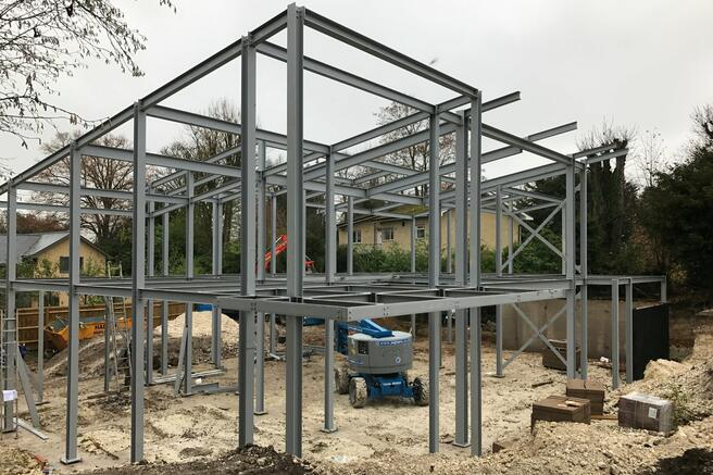 Egcobox® FST supplied to residential new build!