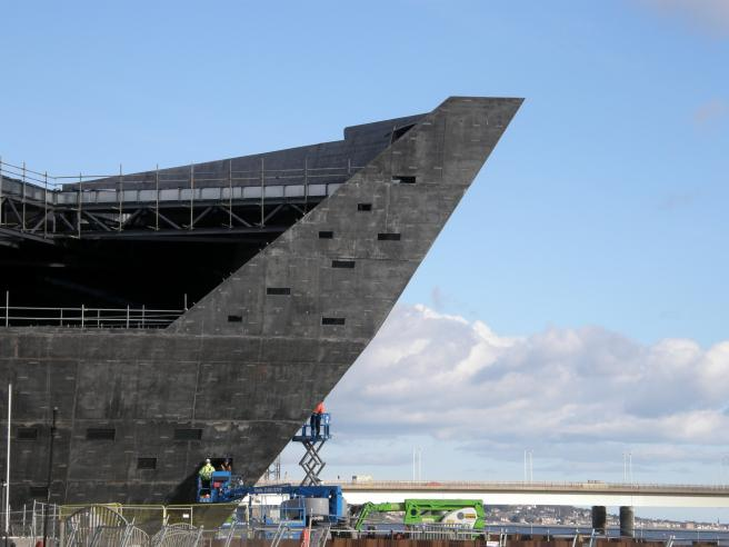 V&A Museum in Dundee, Schottland