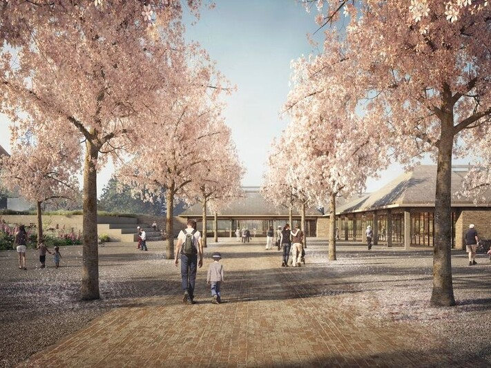 Pecavoid® supplied to new RHS development