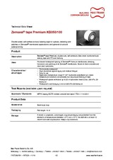 Sub-structure waterproofing system Zemseal® Premium tape