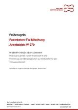 Abstandhalter aus Faserbeton - Max Frank GmbH & Co. KG