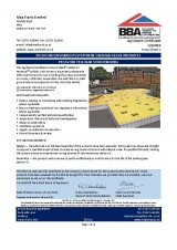 Ground Heave Solution Pecavoid® BBA Certificate